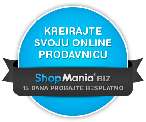 Napravite svoju online prodavnicu, 15 dana besplatno